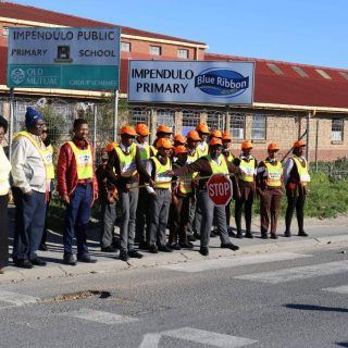 Scholar Patrol Programme today at Impendulo Primary School in Khayelitsha, Weste… 41548437 1862035763878539 316582529014431744 o 320x320