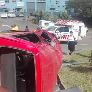 KwaZulu-Natal: At 13H38 Thursday afternoon Netcare 911 responded to reports of a… 41684577 1964320686922391 5468857582565195776 o 320x320