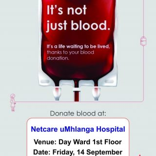 Blood Levels are critically low, if you are in the area, join Netcare uMhlanga H… 41779775 1964444973576629 1843698167317528576 o 320x320