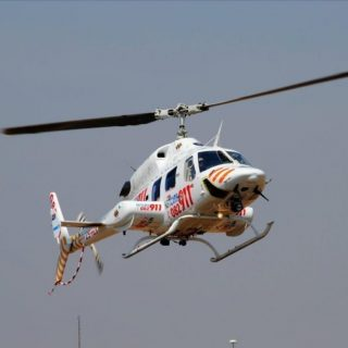 Helicopter Emergency Medical Services: Netcare 2 a specialised helicopter ambula… 41781983 1965528613468265 8657815076939497472 o 320x320