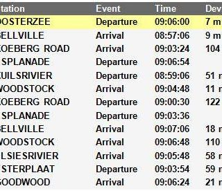 #Trainreport #NorthernLineCT Please note the trains currently operating to and f… 41897057 2700357896656446 5642481141584756736 n 320x279