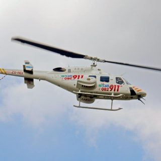 Helicopter Emergency Medical Services: Netcare 2 a specialised helicopter ambula… 41976579 1970022116352248 5328812180944977920 o 320x320
