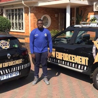 IRS investigator Enock Masingi has returned from his sabbatical and is working w… 41990641 2115706505127412 1877439606488563712 o 320x320