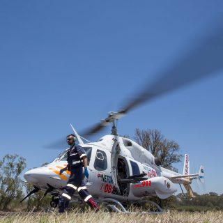Helicopter Emergency Medical Services: Netcare 2 a specialised helicopter ambula… 41991228 1969950026359457 3670755771609513984 o 320x320