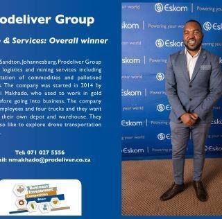 #Eskom_MediaStatement : #Eskom competition winner wants to conquer the logistics… 42045515 2417063581653705 4058594784476921856 n 320x316