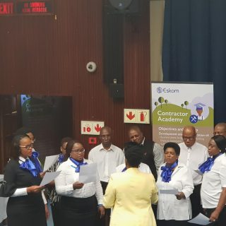 Never underestimate the talent of #Eskom employees at  #ContractorAcademy2018 gr… 42132792 2420995774593819 5824711179410341888 o 320x320
