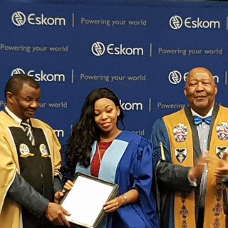 #ContractorAcademy2018 overall top achiever Nompilo Vilakazi from KZN #EskomSupp… 42174036 2421089014584495 1472079210112614400 o 320x320
