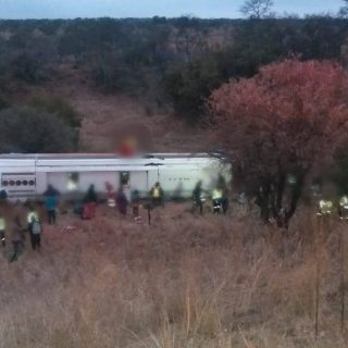 Polokwane: Several killed and multiple people injured in a single bus roll-over … 42177547 1973023189385474 6910711398418874368 o 320x320