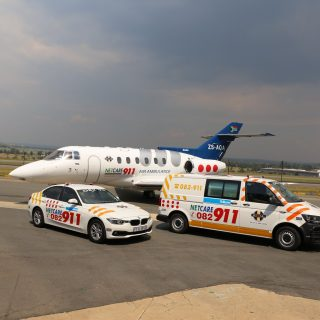 Angels Over Africa: A Netcare 911 air ambulance with Doctor and Paramedic has be… 42182315 1971815756172884 3018688012755140608 o 320x320