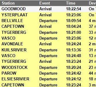 #Trainreport #NorthernLineCT  Please see the current trains operating to and fro… 42186207 2706861502672752 3524740726225108992 n 320x288