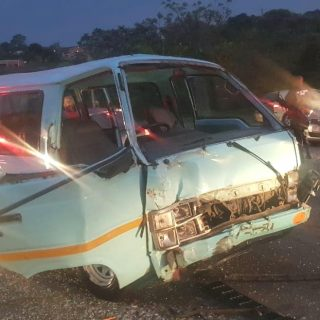 Thirteen Injured In Taxi Collision: Oaklands – KwaZulu Natal   Thirteen people w… 42217615 2121934984491751 4305640160881541120 o 320x320