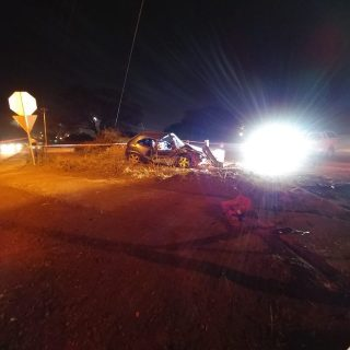 Pretoria: At 19H15 Friday evening Netcare 911 responded to reports of a collisio… 42282216 1973680779319715 6793019532047810560 o 320x320