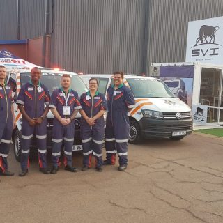 Gauteng: Netcare 911 are the official emergency medical assistance providers to … 42293466 1974270099260783 3276135958864461824 o 320x320