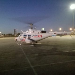Helicopter Emergency Medical Services: Netcare 1 a specialised helicopter ambula… 42435640 1977139298973863 5488884967821803520 o 320x320