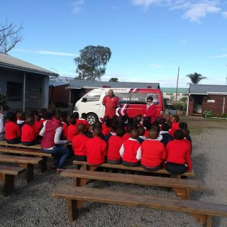 ER24 George spent some time at the Life Community Centre today where they showed… 42576539 1956558744405480 5675172246503555072 o 320x320
