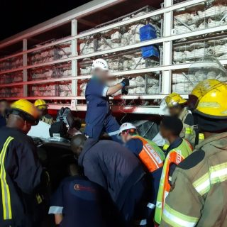 Pretoria: At 20H39 Friday night Netcare 911 responded to reports of a serious co… 42790971 1982480851773041 7815914415051505664 o 320x320
