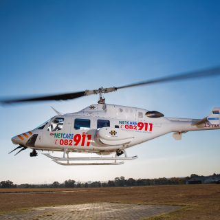 Helicopter Emergency Medical Services: Netcare 1 a specialised helicopter ambula… 42795588 1983733771647749 8781381779966656512 o 320x320