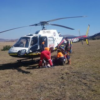 30 September 2018  Aeromedical activation-Volksrust  Earlier this afternoon Blac… 42867037 2317131538362133 6472487419827453952 o 320x320