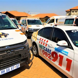 Gauteng: At 15H57 Sunday afternoon Netcare 911 responded to reports of a collisi… 42919973 1983958208291972 6163971453575233536 o 320x320