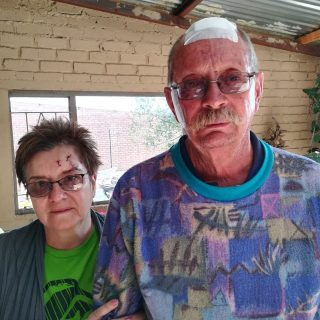 Bible stops bullet in North West farm attack  The bullet that was meant for 82 y… Bible stops bullet in North West farm attack The bullet that was meant for 82 y 320x320