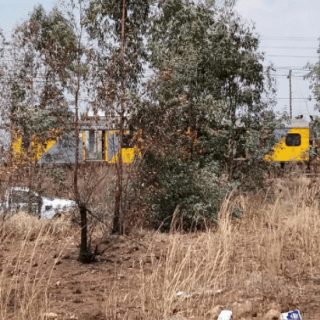 [DALESIDE] – Man hit-and-killed by train. – ER24 DALESIDE     Man hit and killed by train