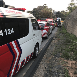[KLOOF] – Man killed in alleged hit-and-run. – ER24 KLOOF     Man killed in alleged hit and run