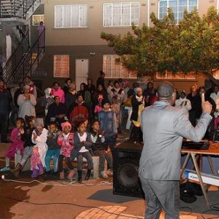 LOOK: Residents remember 'soft-hearted' Boeta Les at memorial service | IOL News LOOK Residents remember soft hearted Boeta Les at memorial service IOL News 320x320