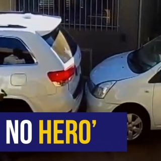 WATCH: 'I'm no hero' – says Alberton woman who rammed her vehicle into armed hijackers WATCH    I   m no hero    says Alberton woman who rammed her vehicle into armed hijackers 320x320