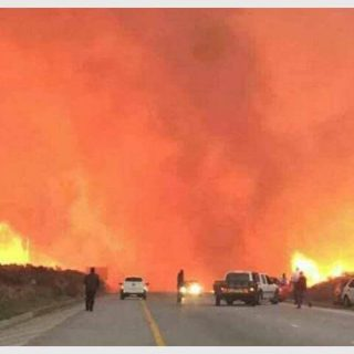 Waterberg regions fires cause millions of rands damage to the farmers  The farme… Waterberg regions fires cause millions of rands damage to the farmers The farme 320x320