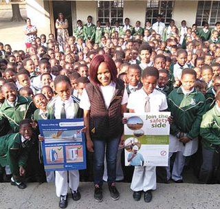 Eskom visits ML Sultan Estcourt Primary | Estcourt and Midland News 39mls 320x304