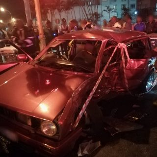 KwaZulu-Natal: three people were injured Saturday evening in a collision between… 42920003 1985205241500602 111475648534413312 o 320x320