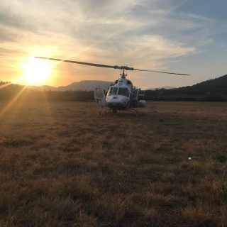 Helicopter Emergency Medical Services: Netcare 1 a specialised helicopter ambula… 42922806 1986336888054104 7169066201102942208 o 320x320