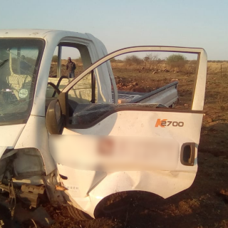 Four people sustained moderate injuries following a collision on De Beerskraal r… 42966971 1963914740336547 4059072715552718848 o 320x320