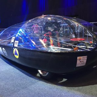 Five South African teams, including Pere ea letsatsi, took on solar cars from Ja… 42974895 10155526860672121 4084099240878407680 o 320x320