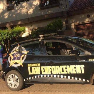 Early morning address verification of suspect in Wonderboom, Pretoria. 43034921 2135250716506324 8772189454736556032 o 320x320