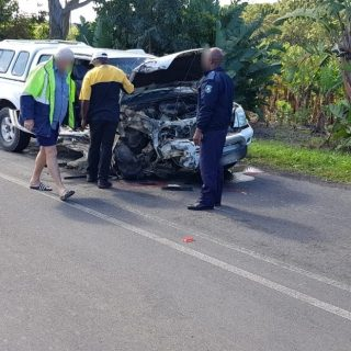 KwaZulu-Natal: An adult male has sustained minor injuries after his vehicle was … 43063147 1988901984464261 2117234923478712320 o 320x320