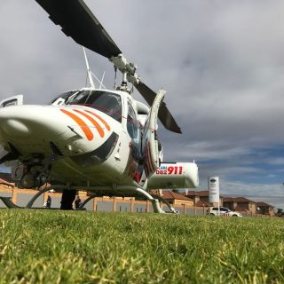 Helicopter Emergency Medical Services: Netcare 1 a specialised helicopter ambula… 43216799 1990099301011196 6267497207839064064 o 320x320