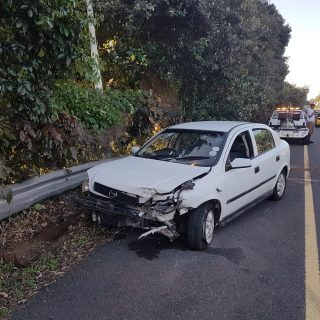 KwaZulu-Natal: One person has sustained minor injuries in a single vehicle colli… 43223494 1991315037556289 5385854629445632000 o 320x320