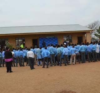 #EskomLimpopo guardians educating Kgabo Park Primary school learners  about the … 43343402 2446923562001040 5019925756583608320 n 320x298