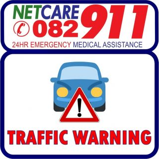 Gauteng Traffic Notice: Motorists are urged to avoid Albertyn Street in Vorna Va… 43376076 1993845593969900 599967559285997568 o 320x320