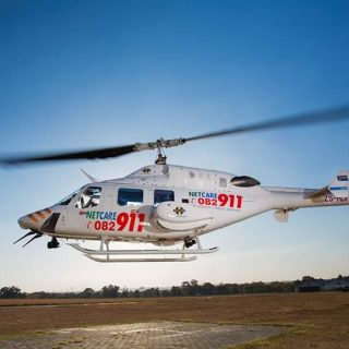 Helicopter Emergency Medical Services: Netcare 1 a specialised helicopter ambula… 43389613 1994631473891312 1384532018385125376 n 320x320