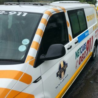 Gauteng: A 28-year-old male has been hospitalised after being knocked off his bi… 43395152 1992071240814002 5096854814197809152 n 320x320