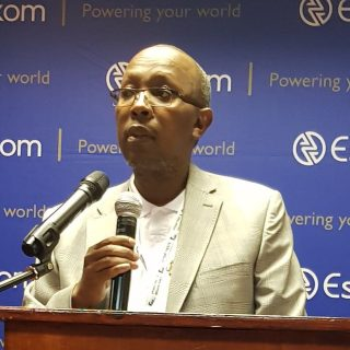 Hard work beats talent. Cecil Ramonotsi, CEO of the @EskomFoundation lauds Free … 43518839 2450570428303020 7213195250607587328 o 320x320