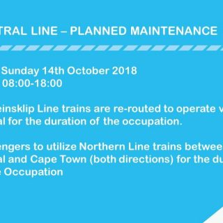 #CustomerNotice Planned weekend maintenance #CentralLineCT 43768544 2751663971525838 7415148843408293888 n 320x320