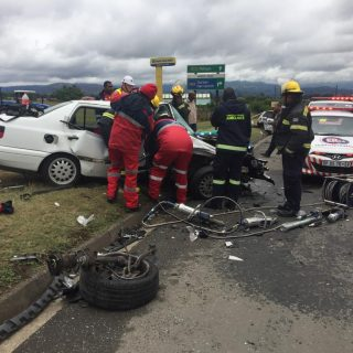 Five people, including an 11-year-old were injured when three vehicles collided … 43828939 1978594815535206 1019242305376223232 o 320x320
