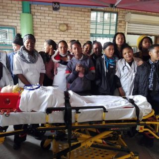 ER24 attended Parkdeen Primary's Career Day and gave an overview of a career in … 43877973 1978284145566273 7343637294332510208 o 320x320