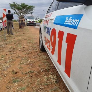 Gauteng: At 12H48 Saturday afternoon Netcare 911 responded to reports of a Pedes… 43878963 2000614106626382 6986167849186230272 o 320x320