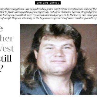 Read about the IRS cold case investigation into the disappearance of Ralph Hayne… 44032469 2145917472106315 1569849089724514304 o 320x320