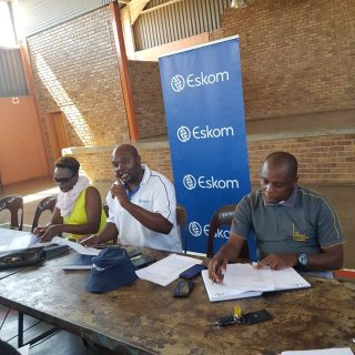 #EskomLimpopo recently engaged the Waterval Electricity Customer Communication S… 44049081 2458109974215732 4470751592936636416 o 320x320