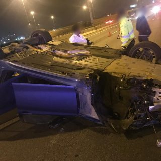 Gauteng: Six people sustained minor injuries in a collision between two light mo… 44098749 2003141263040333 1548717713189240832 o 320x320